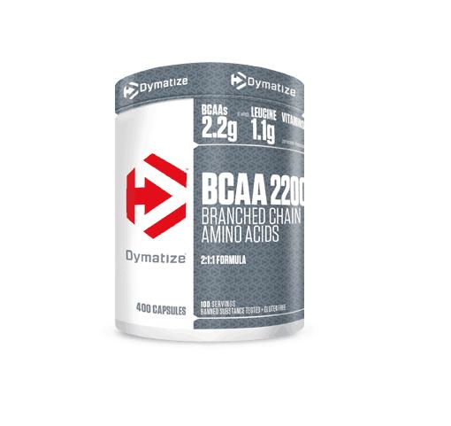 BCAA 400 2200 caps