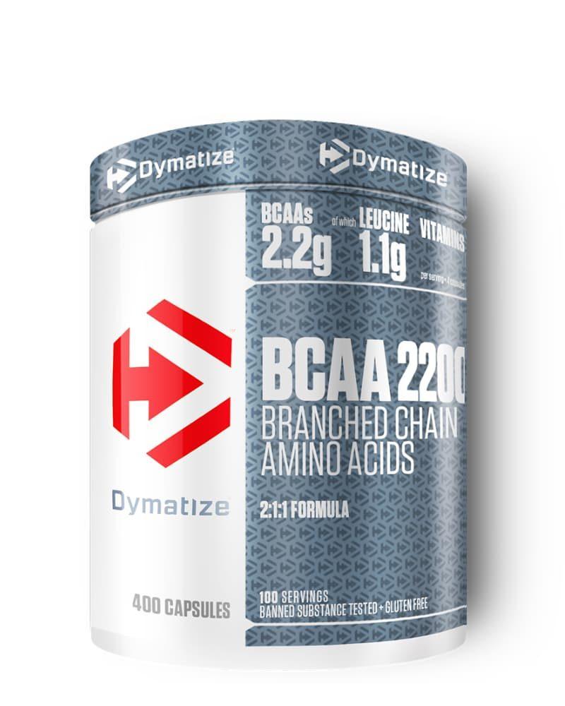 Dymatize BCAA Complex 2200 - 400 caps