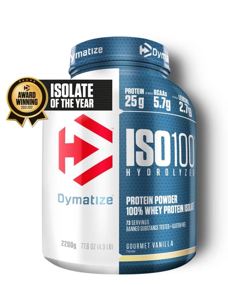 Dymatize ISO 100 - 2,20 kg