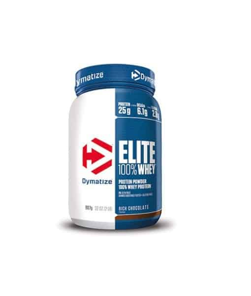 Elite Whey 907 g Rich Chocolate