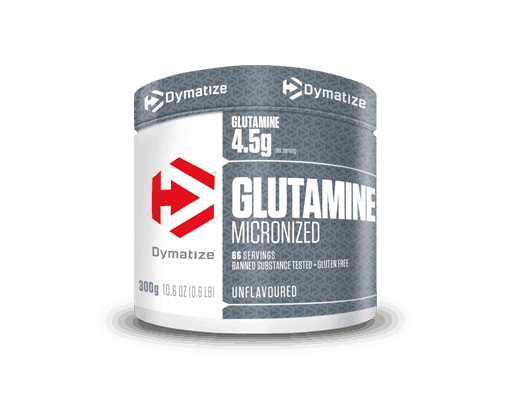 Glutamine Micronized Unflavoured 300 g