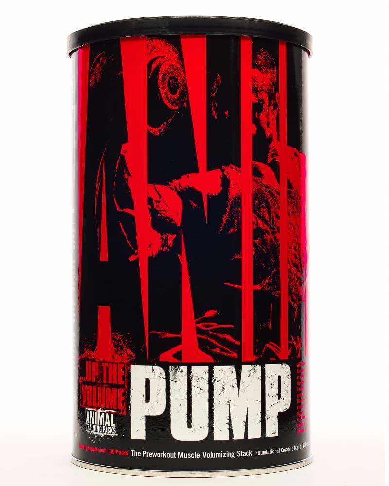 Universal Nutrition Animal Pump 30 packs