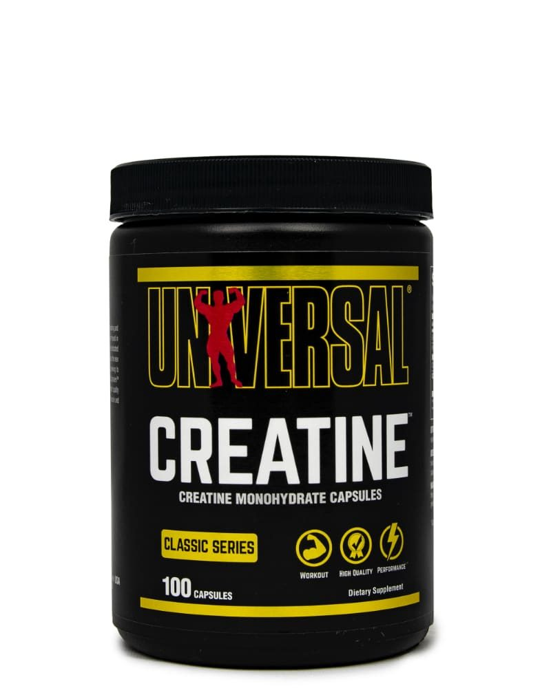 Universal Nutrition Creatine 100 caps