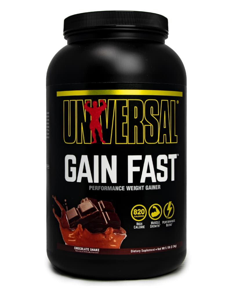 Universal Nutrition Gain Fast 2.3kg