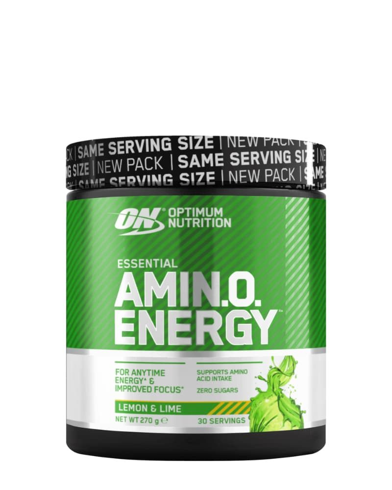 Optimum Nutrition Essential Amino Energy - 30 serviri -lemon lime