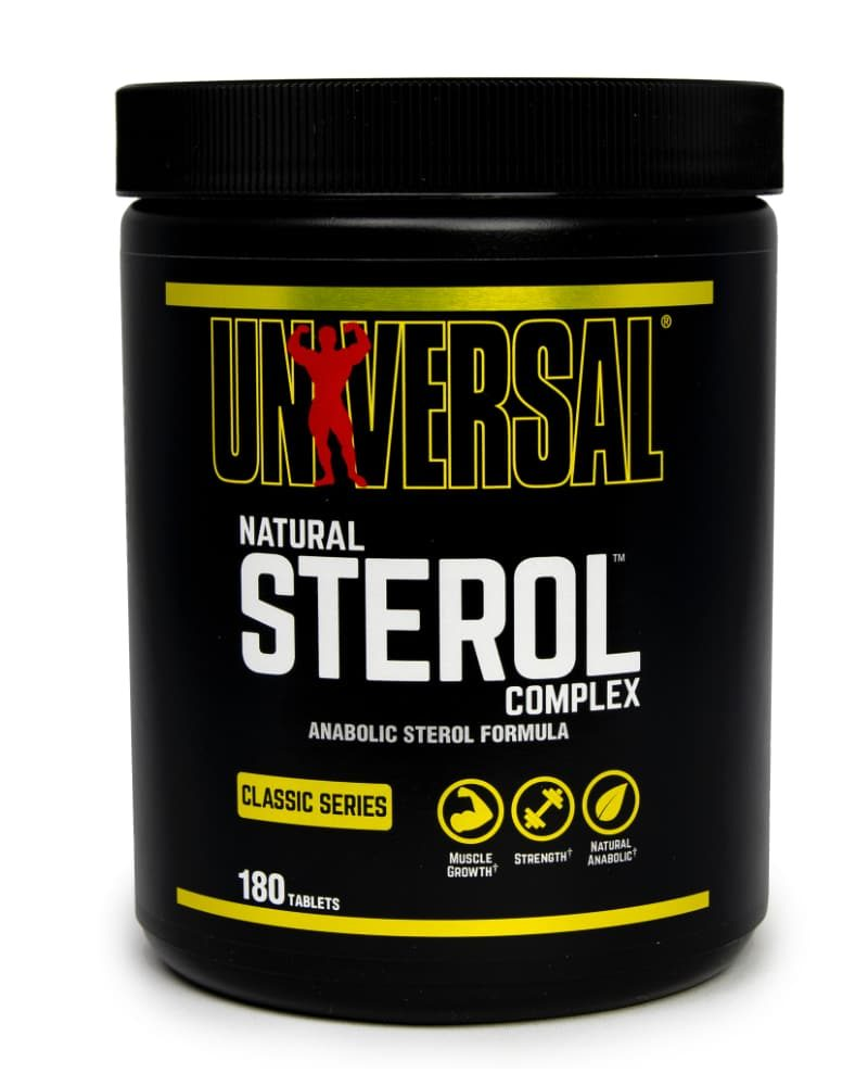 Universal Nutrition Natural Sterol Complex 180 caps