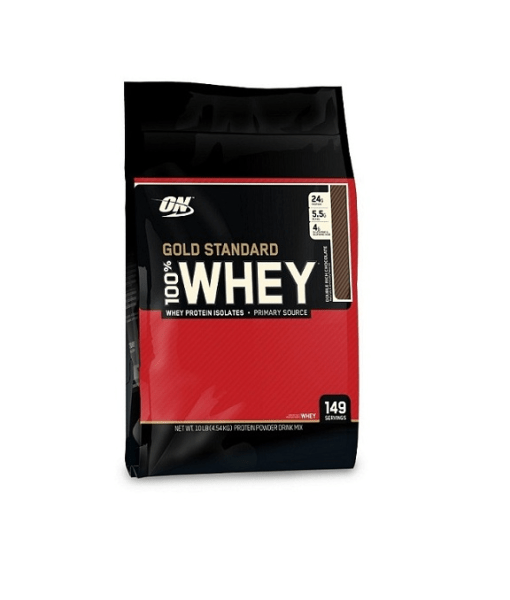 Whey Gold Standard 10 lb Double Rich Chocolate
