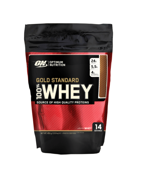 Whey Gold Standard 450 g aroma Double Rich Chocolate