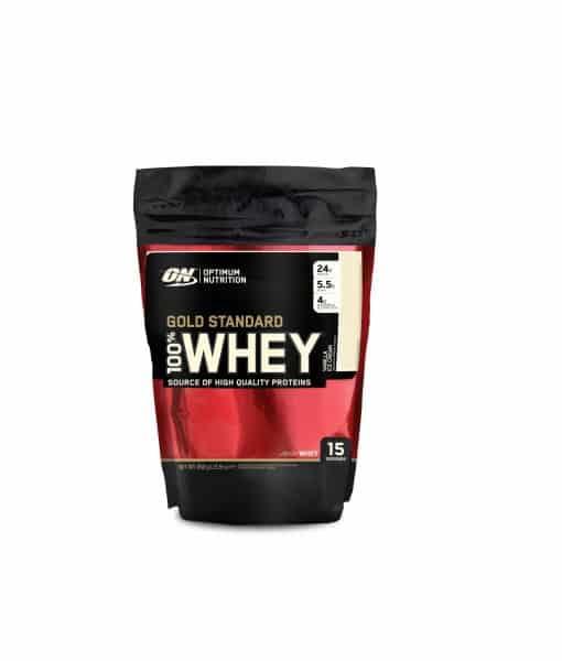 Whey Gold Standard 450 g aroma Vanilla Ice Cream