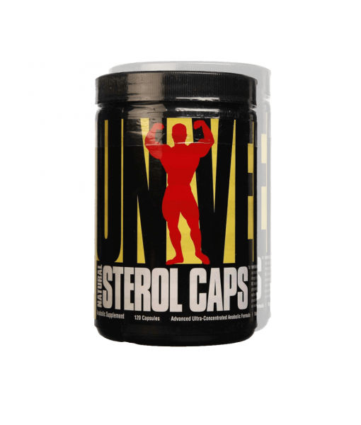 Natural Sterol Complex 120 tabs Universal Nutrition