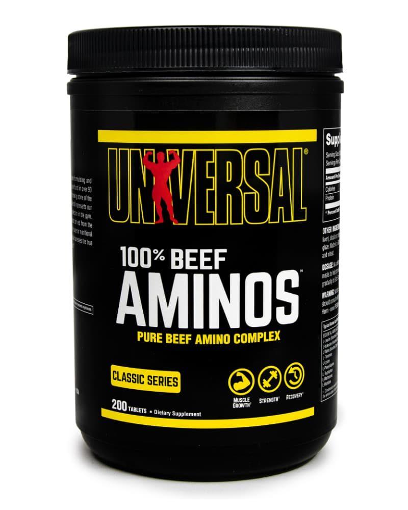 Universal Nutrition 100% Beef Aminos 200 tablete