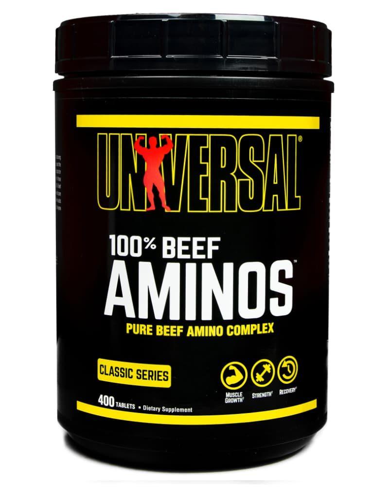 Universal Nutrition 100% Beef Aminos 400 tablete
