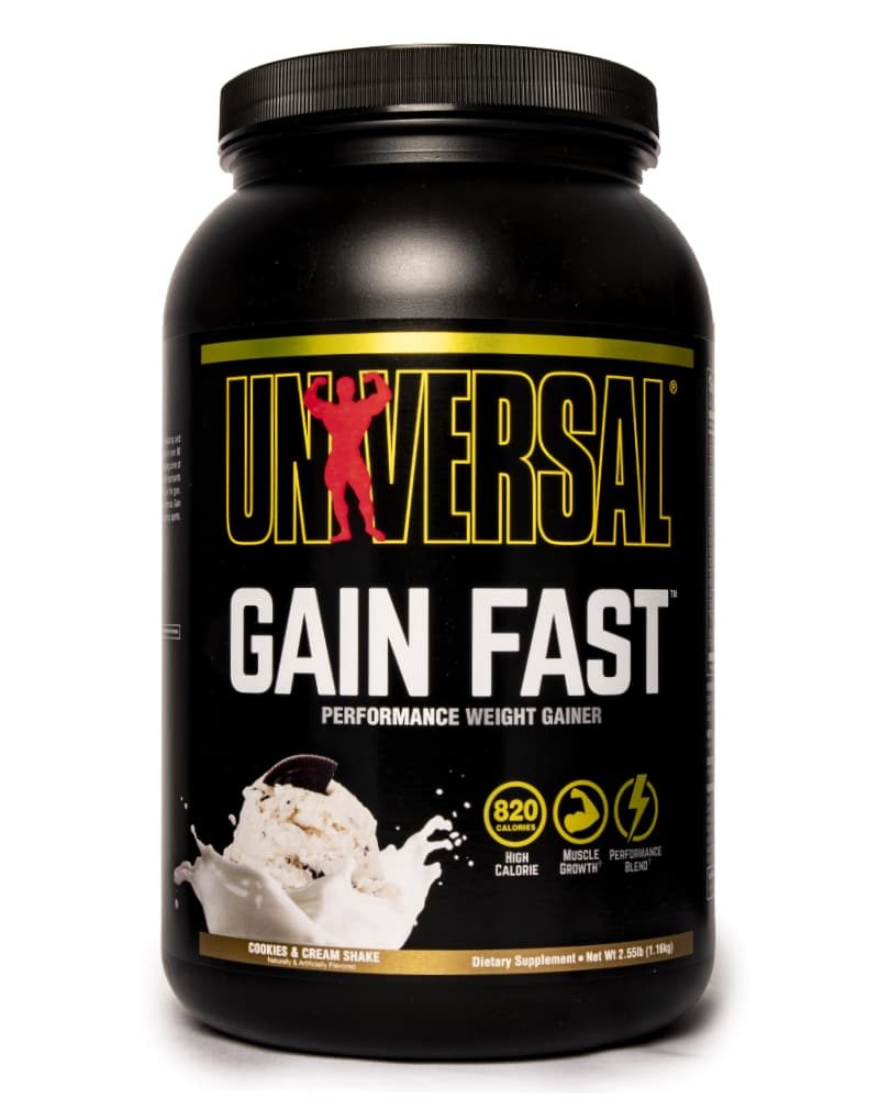 Universal Nutrition Gain Fast 3100 - 1.16 kg