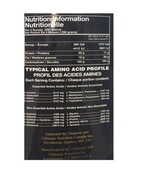 Informatii-nutritionale-Muscle-Juice-6-kg-Chocolate
