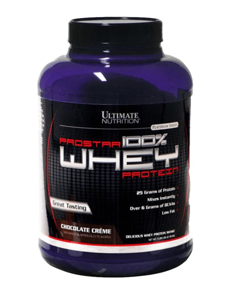 Ultimate Nutrition ProStar Whey 2,3 kg