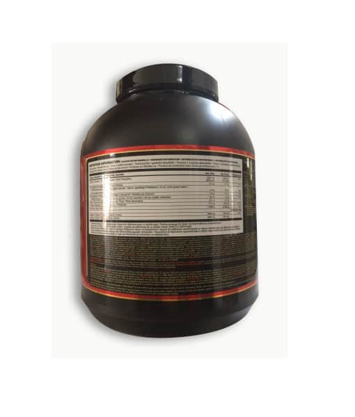 Informatii Nutritionale 1 Whey Gold Standard 5 lb Cookies and Cream