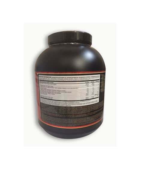 Informatii Nutritionale 1 Whey Gold Standard 5 lb Delicious Strawberry
