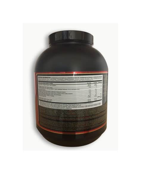 Informatii Nutritionale 1 Whey Gold Standard 5 lb Vanilla