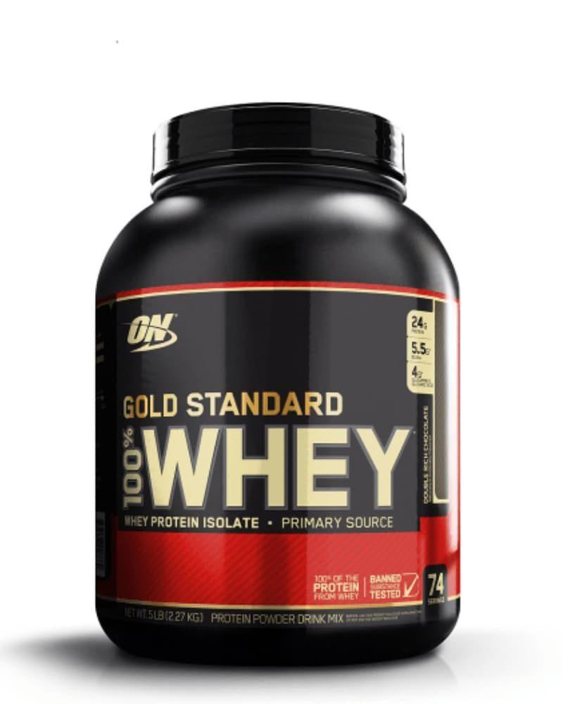 Optimum Nutrition Whey Gold Standard 2,27 kg