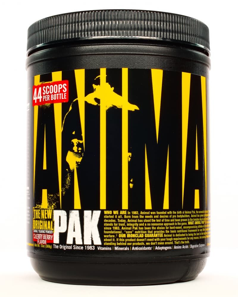 Universal Nutrition Animal Pak Powder 44 Servings