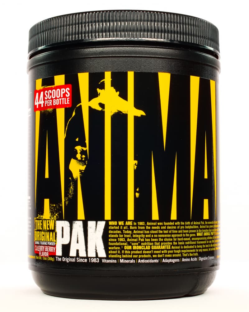 Universal Nutrition Animal Pak Powder 44 Servings
