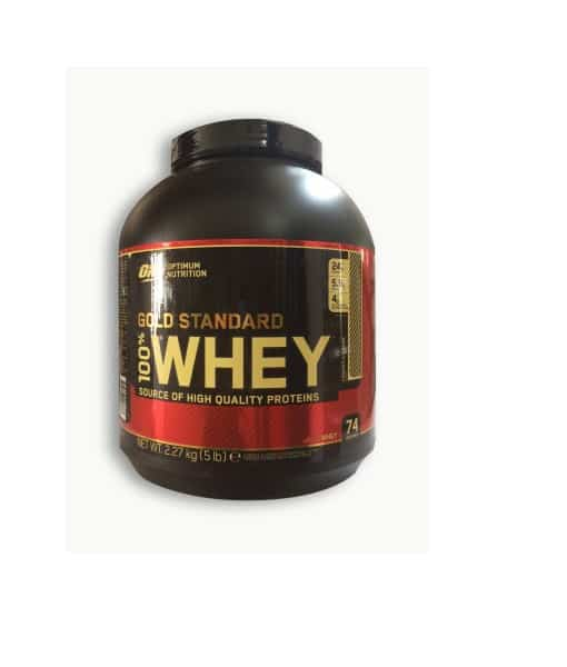 Whey Gold Standard 5 lb Cookies and cream