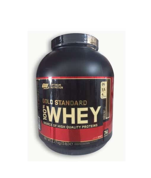 Whey Gold Standard 5 lb Double Rich Chocolate