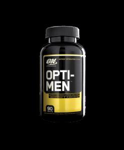 Complex de vitamine pentru barbati.