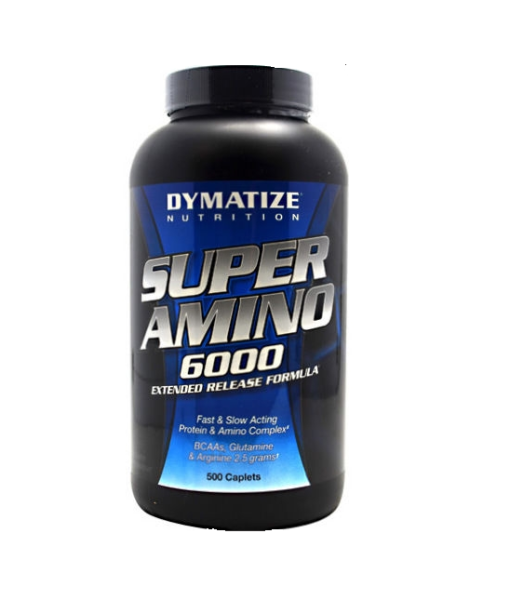 Super Amino 6000 500 caps