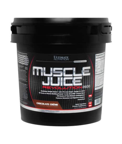 Muscle Juice Revolution Chocolate 5 kg