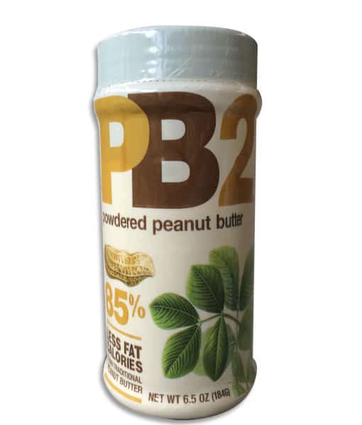 PB2 Powdered Peanut Natural 184 g