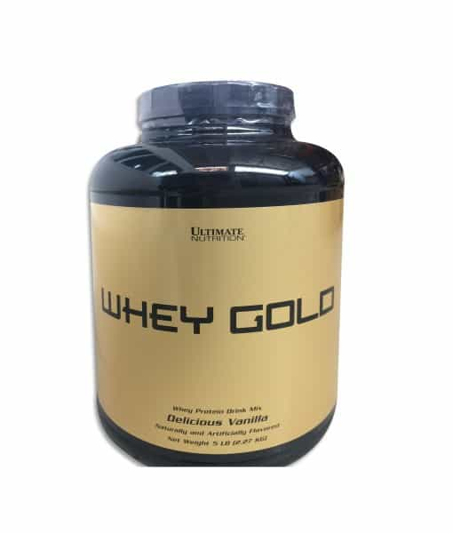 Whey Gold Delicious Vanilla