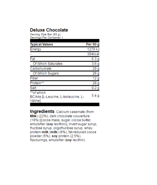Dymatize Super Mass Gainer Deluxe Chocolate