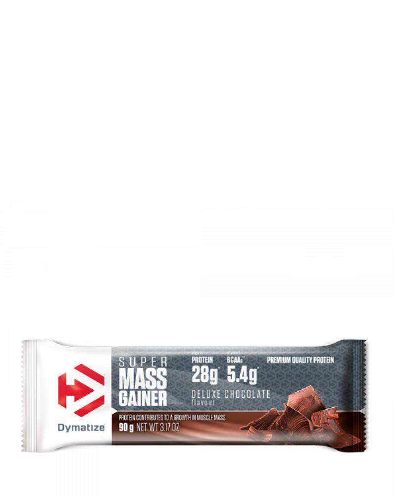 dymatize super mass gainer protein bar