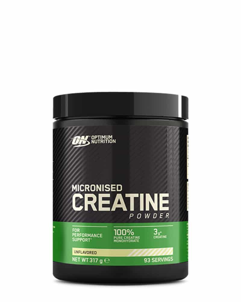 Optimum Nutrition Creatine Powder Micronised 317 g