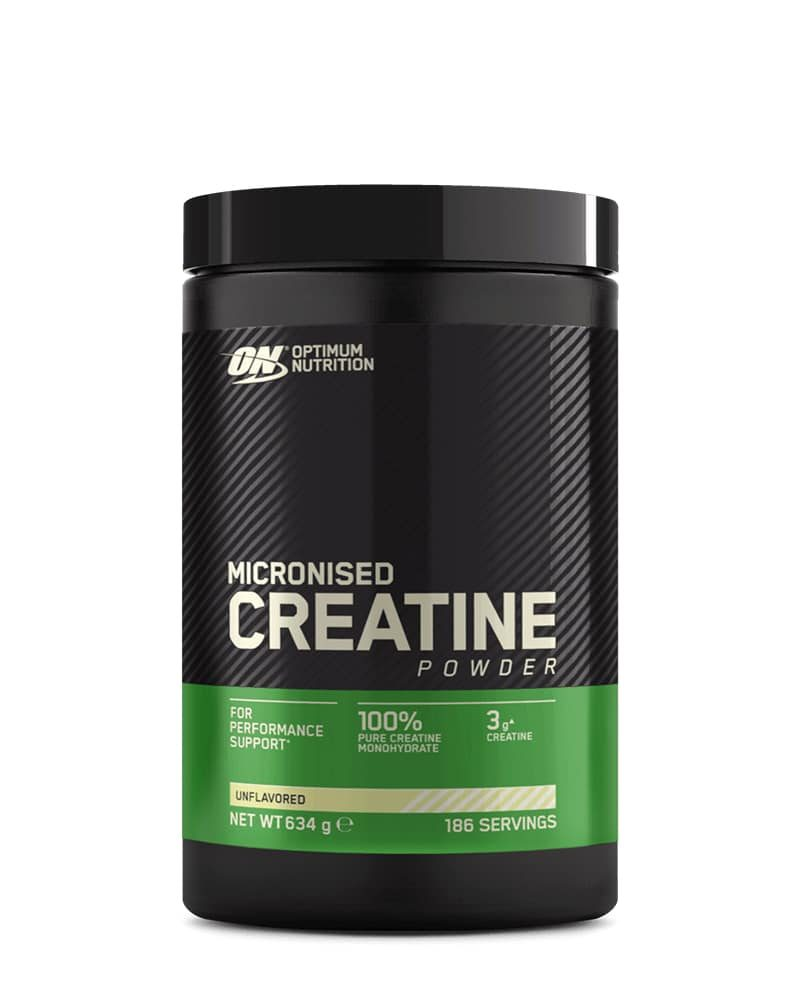 Optimum Nutrition Creatine Powder Micronised 634 g
