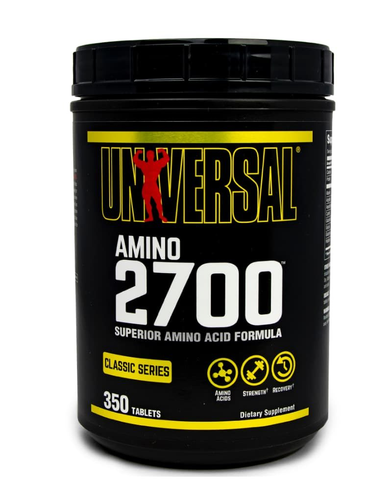 Universal Nutrition Amino 2700 350 tablete