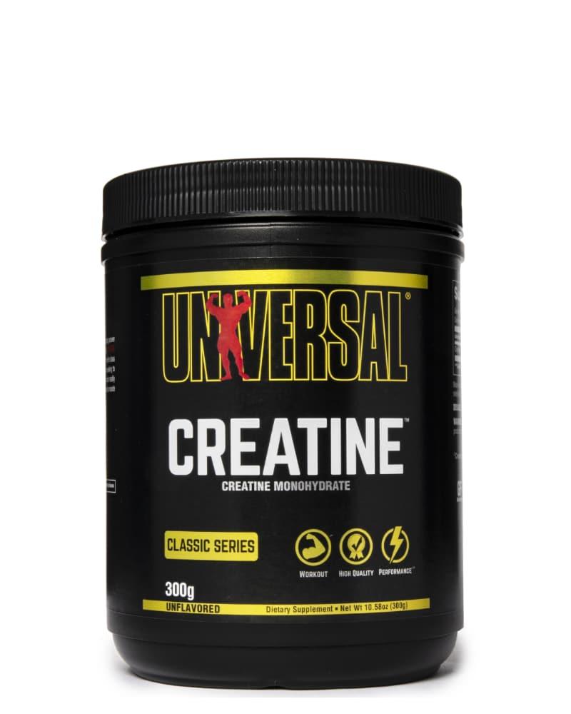 Universal Nutrition Creatine Powder 300 g