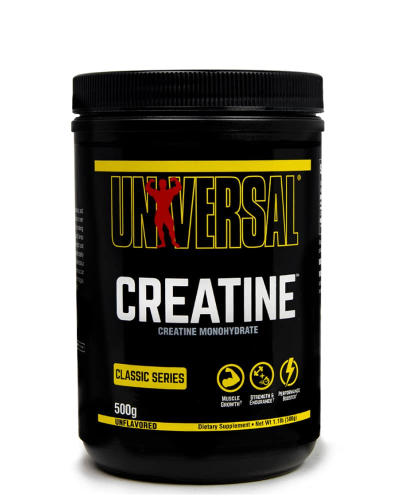 Universal Nutrition Creatine Powder 500 g