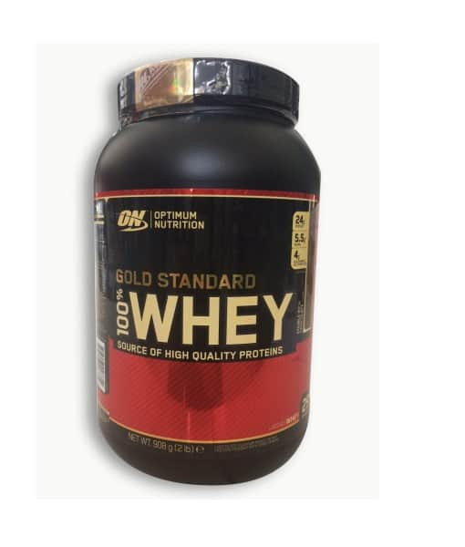 Whey Gold Standard 908 g Double Rich Chocolate