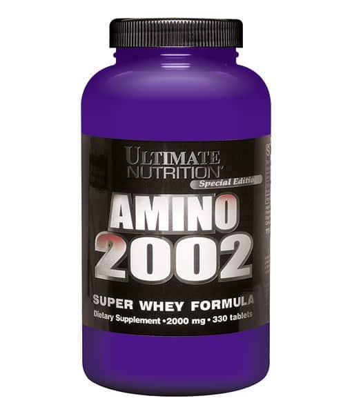 Amino 2002 330 tabs