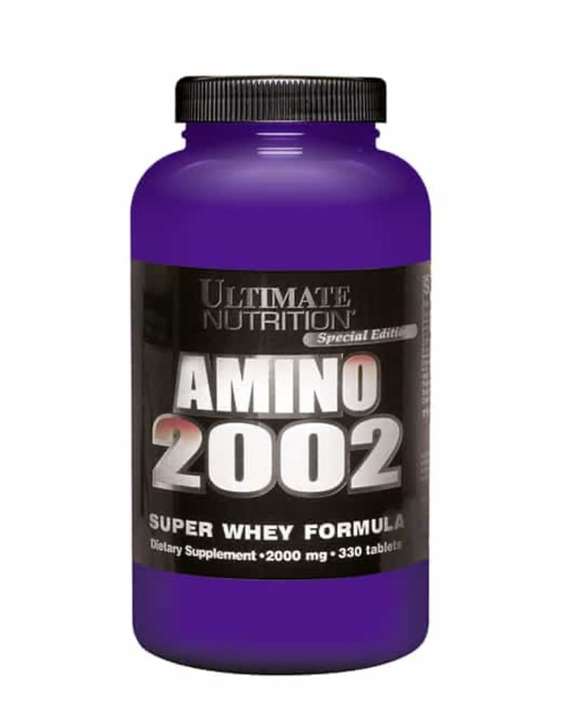 Ultimate Nutrition Amino 2002 330 tabs | Expira 31.10.2020