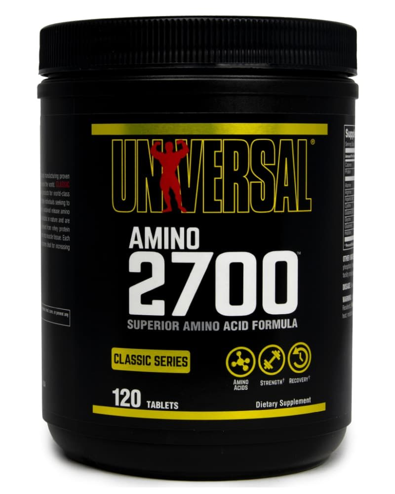 Universal Nutrition Amino 2700 120 tablete