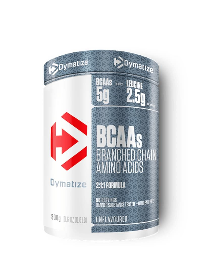Dymatize BCAA Powder 300 g Unflavoured