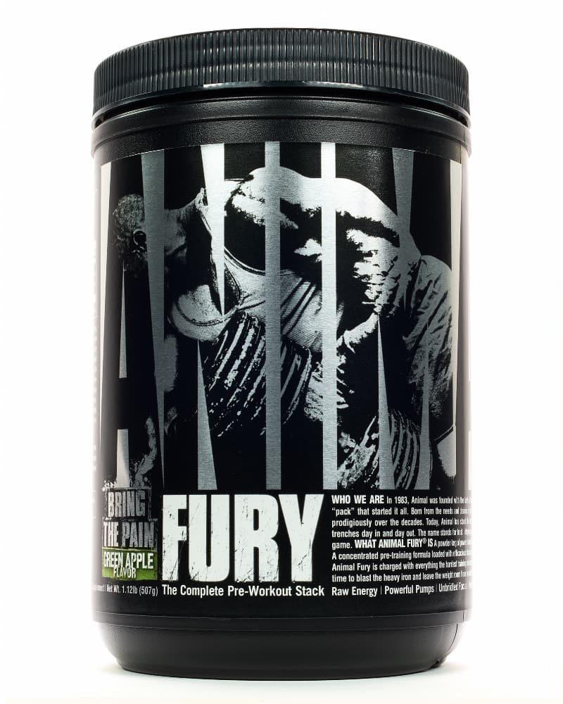 Universal Nutrition Animal Fury 30 servings