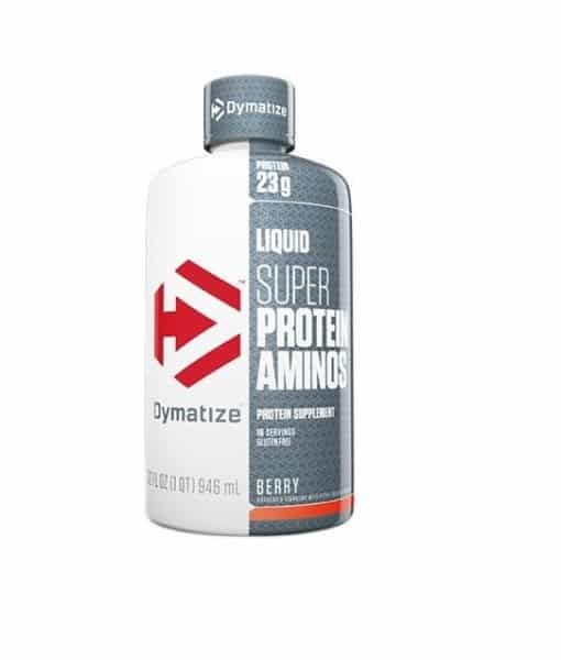 Liquid Super Protein Aminos Berry 32 oz