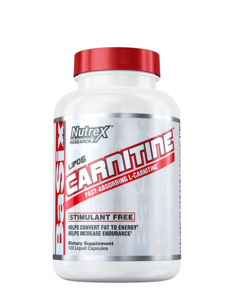 Nutrex Carnitine 120 ct