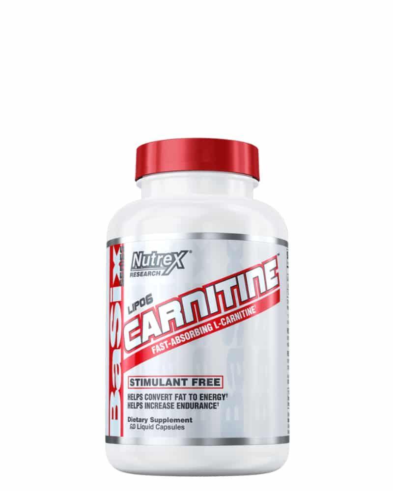 Nutrex Carnitine 60 ct
