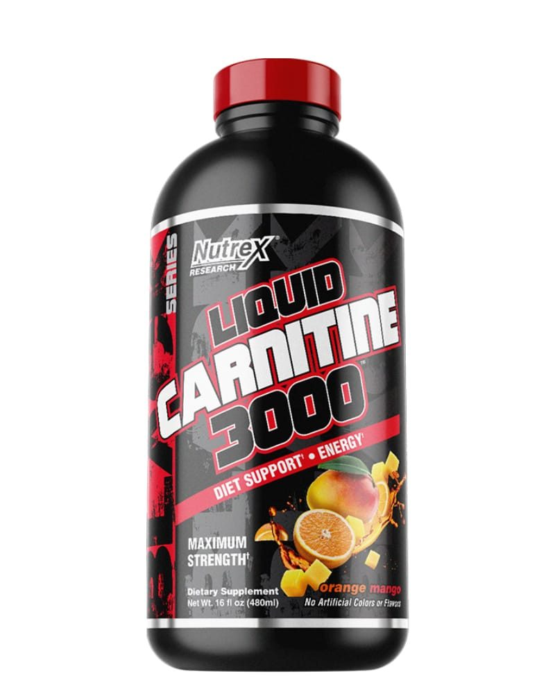 Nutrex Liquid L-Carnitine 473 ml