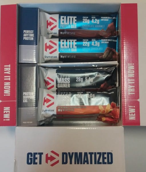 Dymatize Bar Mix Box